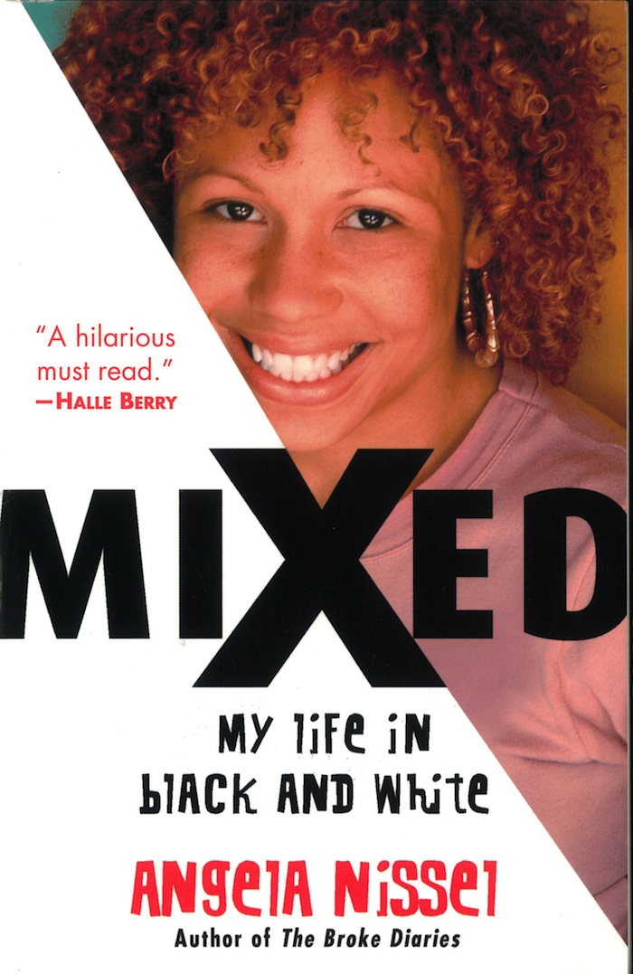 Angela Nissel Mixed Cover